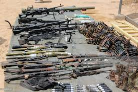 'Insecurity' Army now ration ammunition for soldiers