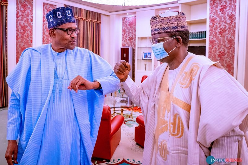 'A wise decision' Buhari commends Matawalle in wake of defection