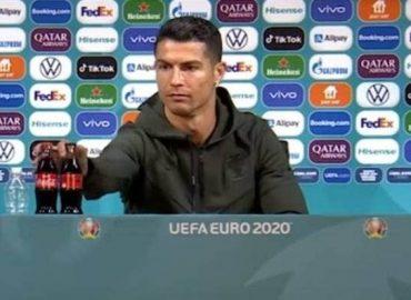 'Copy Ronaldo, get fined' UEFA reminds teams importance of brand partnerships
