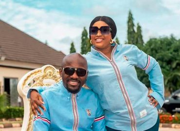 'Exemplary love' Apostle Suleman, wife in 17th wedding anniversary romantic play