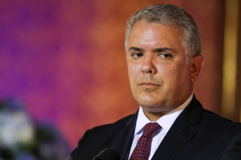 'A cowardly strike!' Helicopter carrying Colombia's President attacked