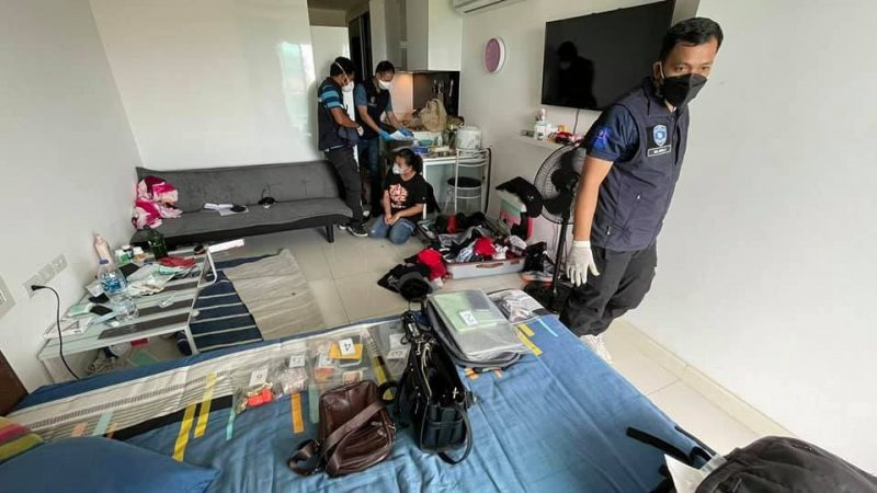'Attempted escape' Nigerian man caught over alleged romance scam, jumps out of third floor window in Thailand