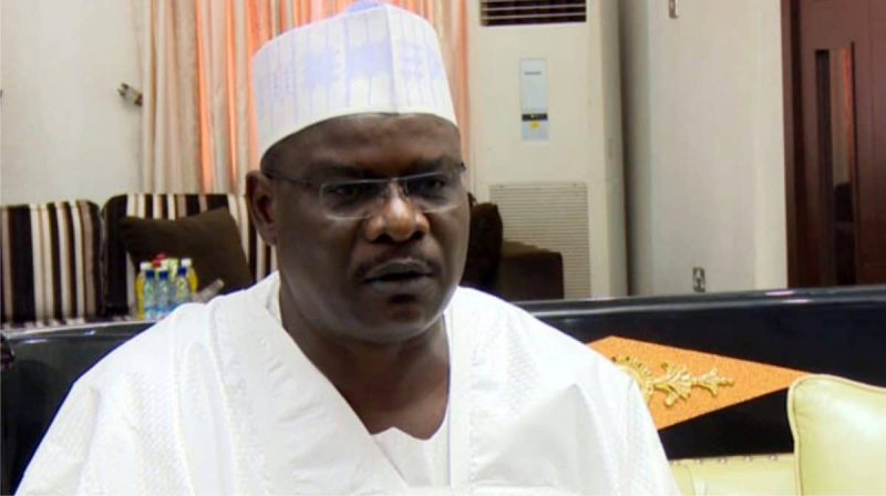'Sustaining peace' There's much to loose if Nigeria is divided, Ali Ndume says