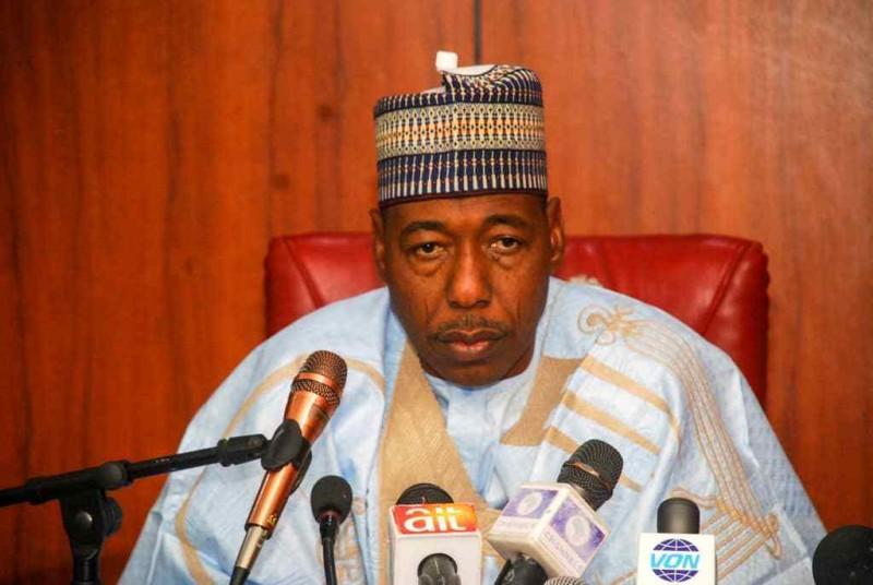 'It will not work!' Gov Zulum kicks against open grazing ban by Southern Governors