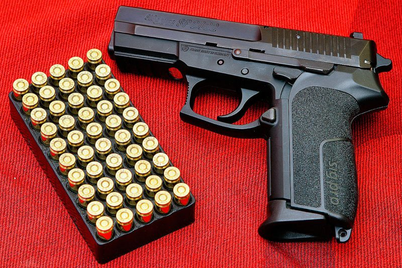 'Like phones' Allow Nigerians have guns, Kaduna rep tells FG