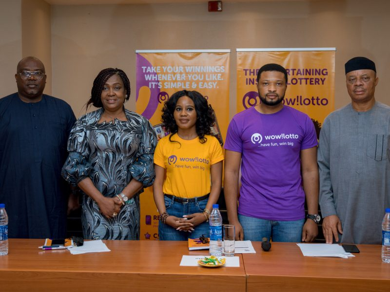 '₦300mln up for grabs!' First interactive platform, wow!lotto, makes way into Nigeria (Photos)