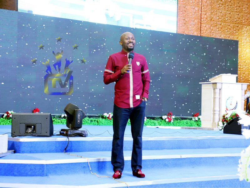 'Apostle Johnson Sulema' On mission to restore dignity, honour to church