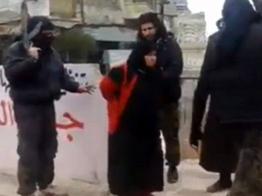 'This is wrong' Rival Islamists condemn Al Qaeda over killing of veiled woman accused of adultery