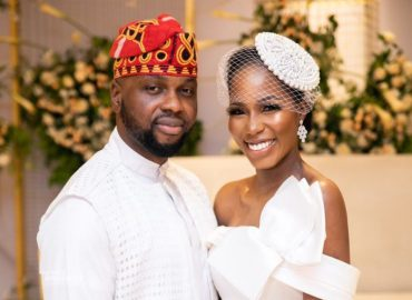 'Parade of stars' Top Nigerian politicians step out as OGD daughter weds Red Africa boss (List, Photos)