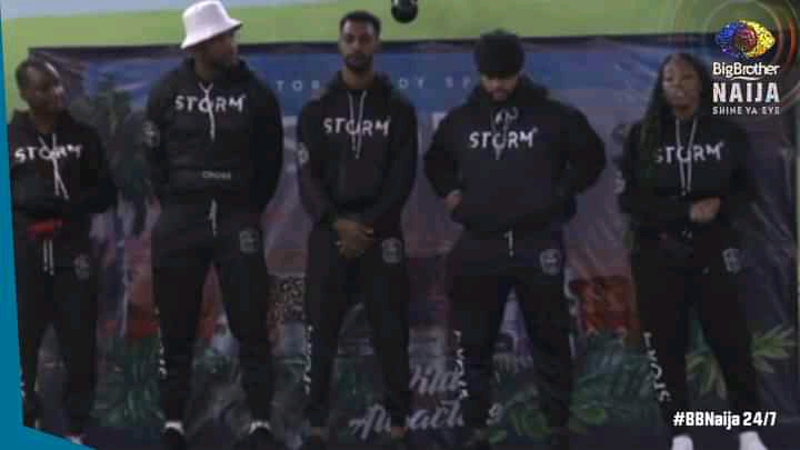 'Victory!' Team Love power wins N1.5m in 'STORM' commercial task