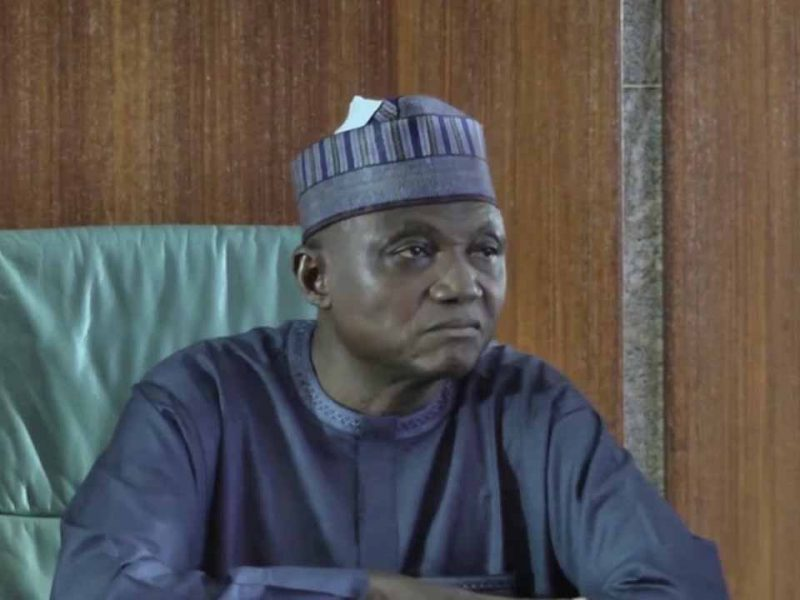 'Secret Fulanization agenda' Garba Shehu blames Ortom for death of innocent Nigerians