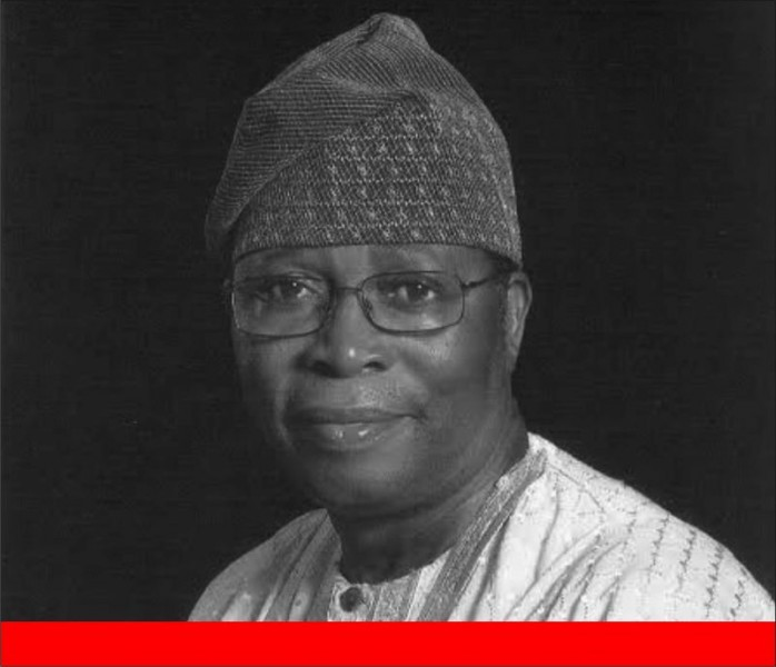 'General Tunji Olurin' Former military governor of Oyo State, dies