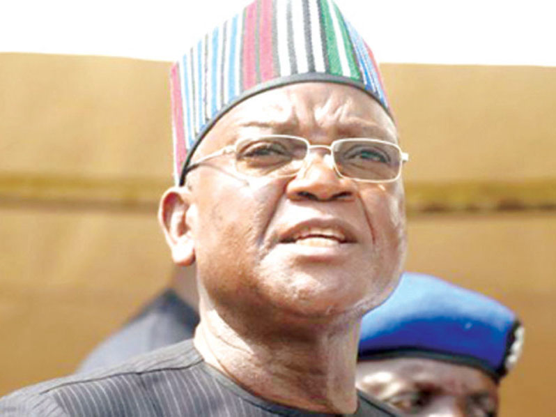 'Is this Afghan?' Gov Ortom reveals he has proof that Fulanis are planning Nigeria's takeover