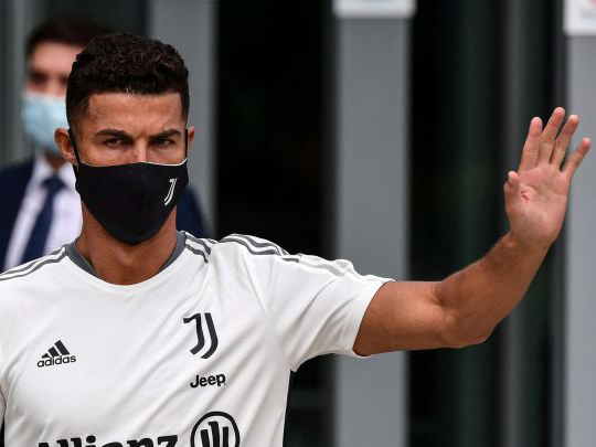 'Welcome home CR7' Cristiano Ronaldo completes shocking return to Manchester United