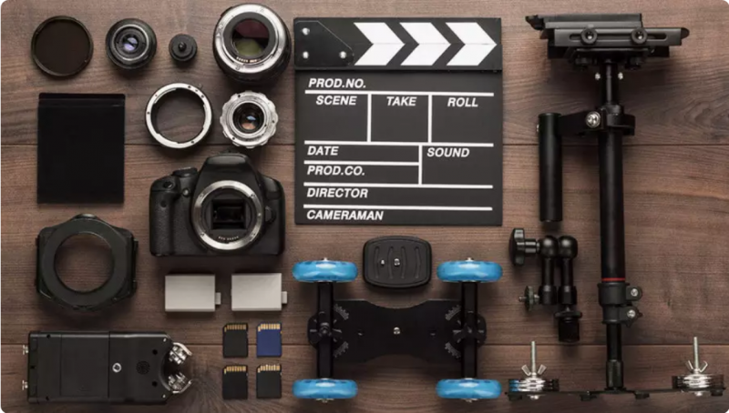 'Take two!' Level up your video production contents with these 12 tools