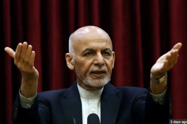 'It was to prevent bloodshed' Ashraf Ghani, former Afghanistan president addresses country after fleeing