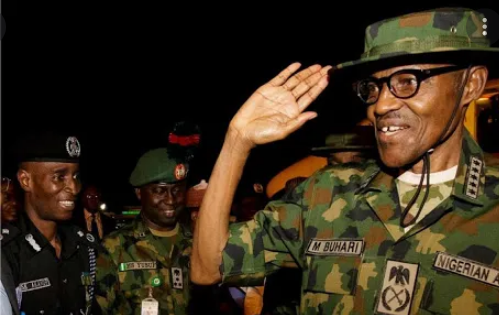 'Buhari speaks' After 75 months of 'failure' Buhari promises to do magic in 21 months