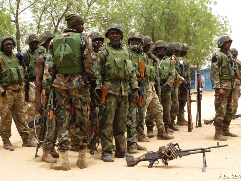 'Kudos!' Troops rescue 15 abducted passengers in Kaduna