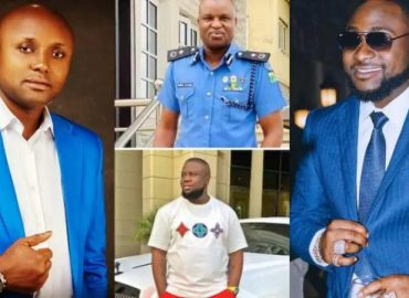 'Sorry sir' Israel DMW laments over alleged sack claims from Davido over Abba Kyari comment