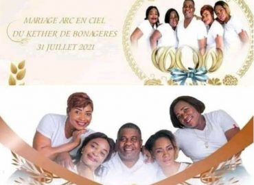 'Polygyny!' Man marries four wives at once (Photos)