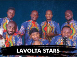 'Taking on society's colouration' Lavolta Stars, a band driven by Afrocentric, conscious music