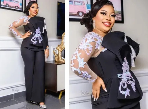 'Low blow' Actress Seyi Edun fight over support for Whitemoney