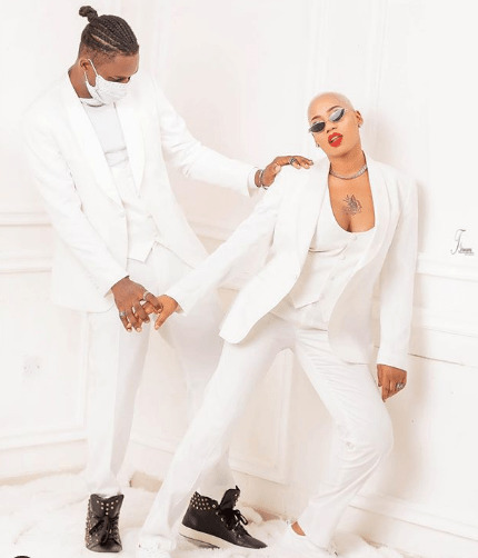 'A mother's diary' Toyin Lawani narrate how she manage her son's hatred for husband