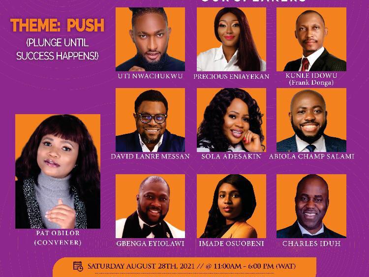 'Standout Enterprise festival 2021!' Pat Obilor convenes summit featuring Frank Donga, Sola Adesakin, others