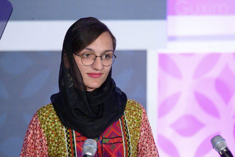 'Afghan takeover' Mayor, Zarifa Ghafari of Afghanistan insists she will not leave