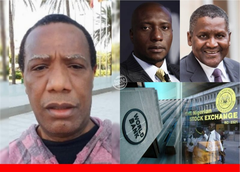 'Rape and blackmail alleged' Why US-based Nigerian dragged NSE boss, Dangote, others to court (Full story)