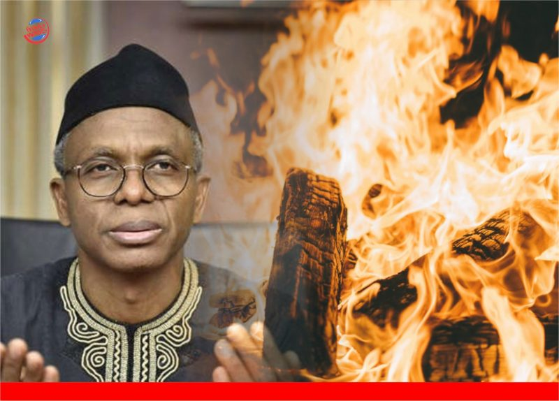 'Kaduna boils again' Houses burnt, 14 slaughtered as governor loses grip in south