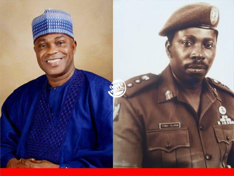 'Iconic general' Abiodun Akinlade mourns Olurin