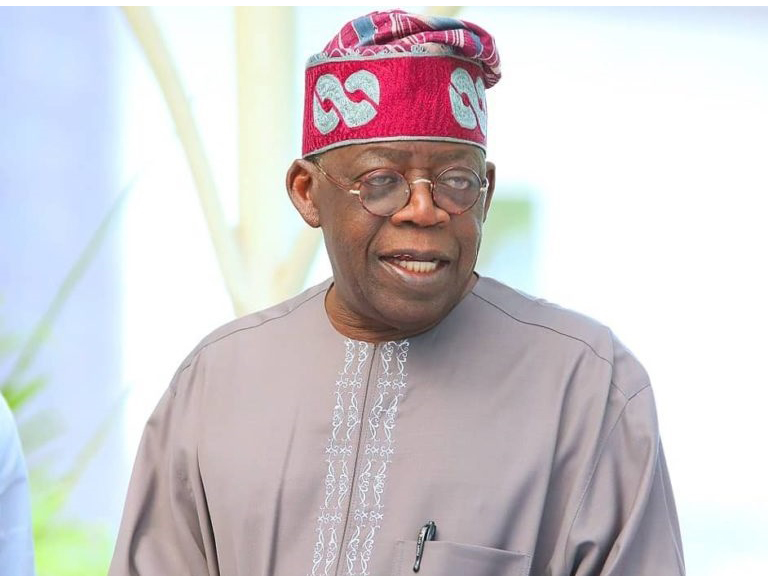 'Hail and hearty' Lagos House visits Tinubu, says he is high in spirit (Photos)