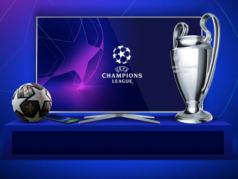 'Champions league draw' UCL group stage for 2021/22 season set (Photo)