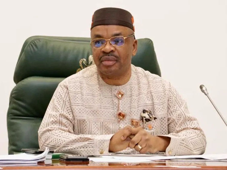 'Anti-open grazing' Akwa Ibom governor, Emmanuel, signs bill into law