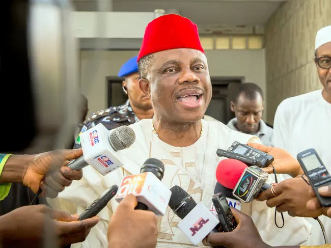 'Ignore IPOB's order' Obiano tells banks, markets to disregard group's dictation