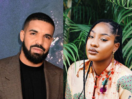 'Certified lover boy' American rapper, Drake features Tems in new album