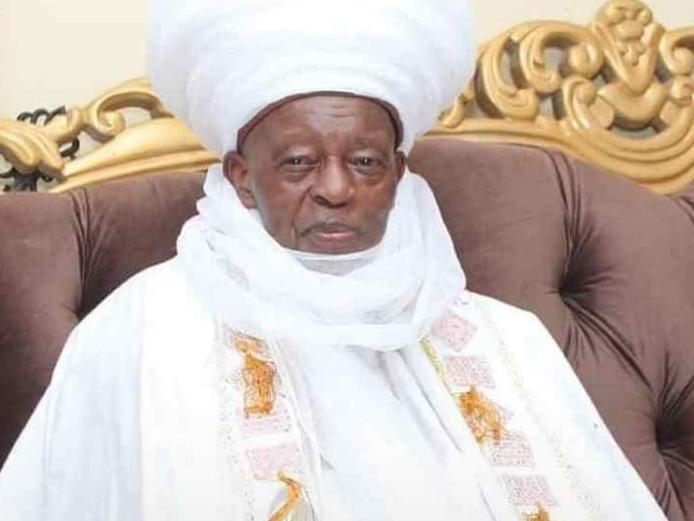 'Sad!' Emir of Kontagora, Alhaji Saidu Umaru Namaska dies