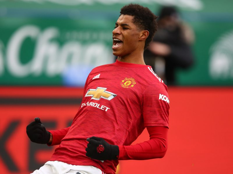 'Rashford!' Manchester United MBE awardee included in study course in schools