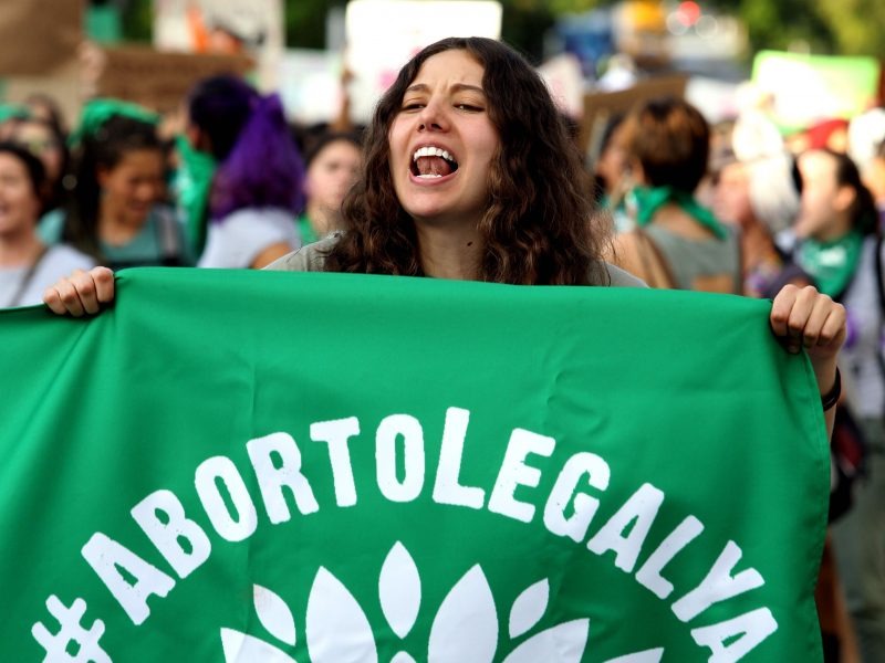 'A historical step' Mexico legalizes abortion in ruling