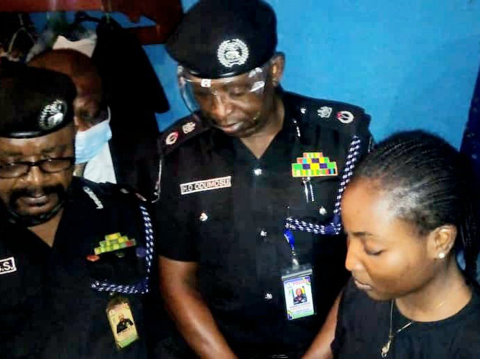 'Monsurat Ojuade' Lagos CP unveils identity of police who murdered 18-year-old Jambite