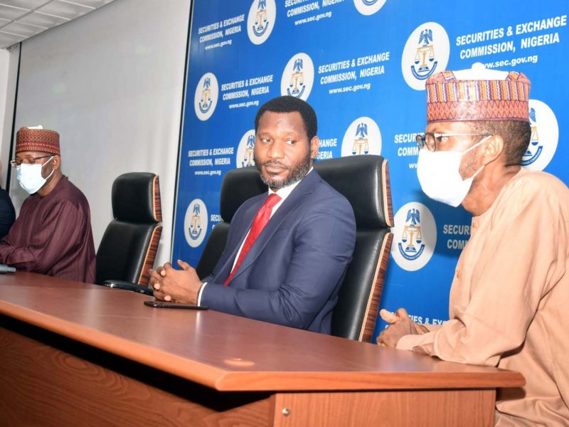 'Bridging the gap' SEC says capital market obtained N176bn for infrastructure in four years