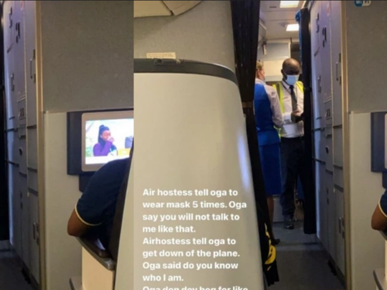 'This is KLM, not your state!' Ekiti next governor sacked from airplane for refusing to wear mask