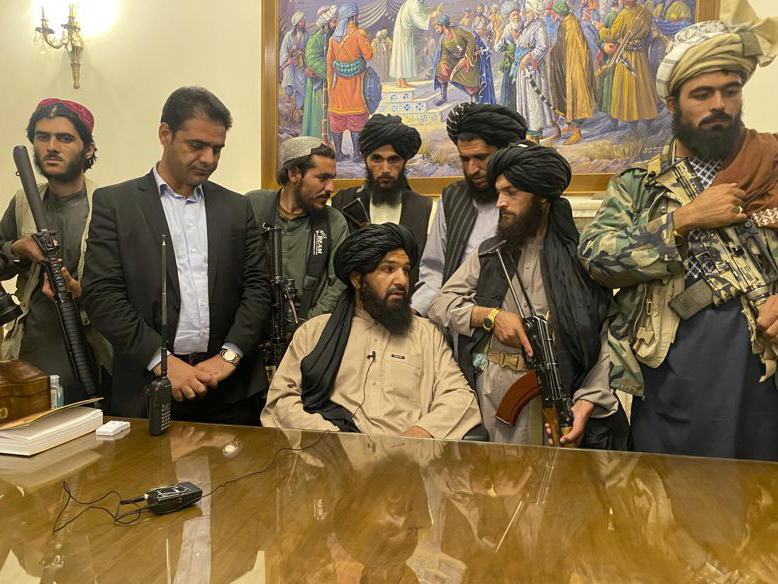 'Partnership!' Taliban announces China as their closest ally in international community