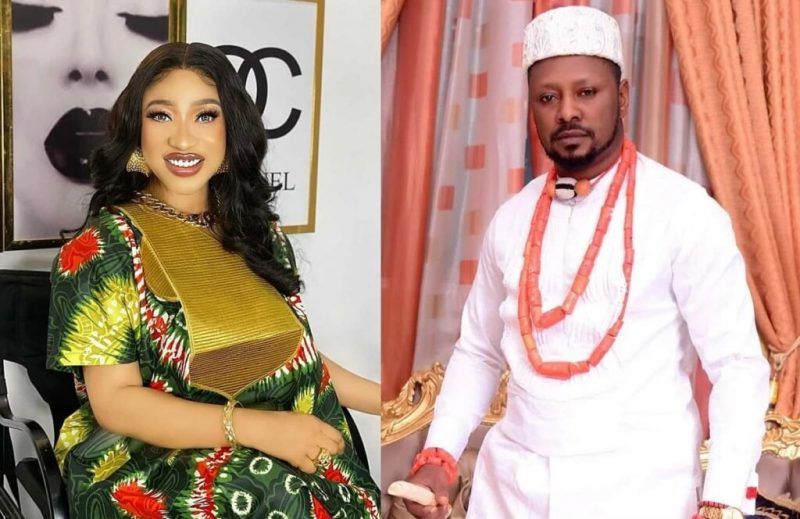 'More allegations' She cheated with another man, Prince Kpokpogri alleges amidst break up with Tonto Dikeh