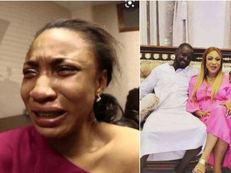 'You can't return my love' Nollywood actress' chats begging ex after cheating on him surface online (Photos)