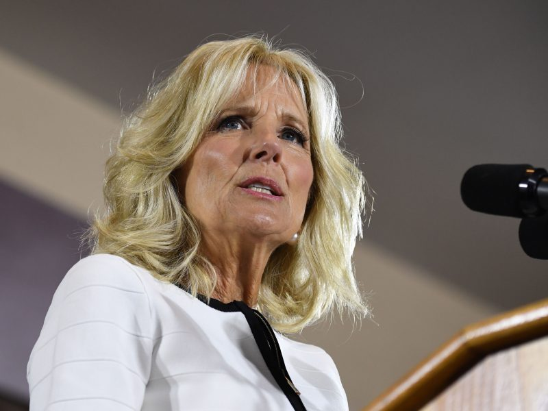 'It is who I am' US first lady, Jill Biden returns to full-time work away from White House, first since 2009