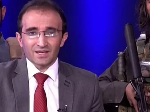 'Shocking!' Taliban militants takes over TV studio during live news, surrounds presenter with guns