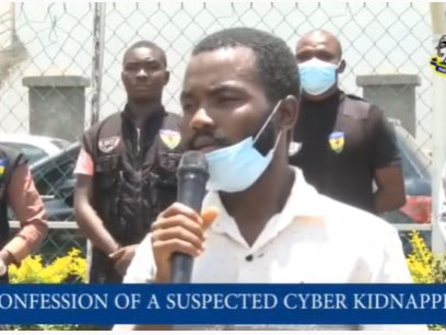 'Gullible and insensitive!' Women are too easy to deceive, kidnapper reveals (Video)