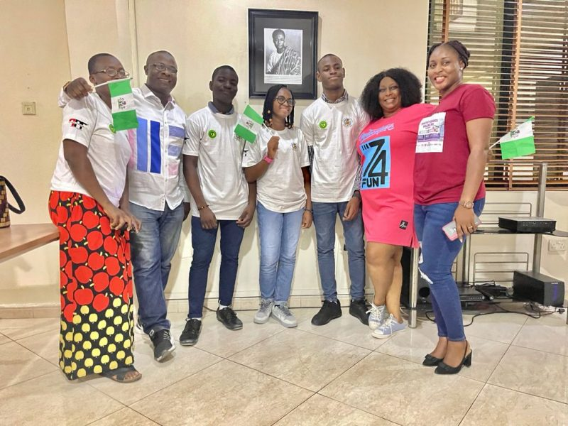 'International spelling bee' Peat Philips Foundation flies 8 to Dubai for competition